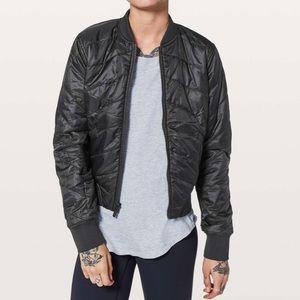 lululemon Black Flip it and Reverse It Jacket Sz 8